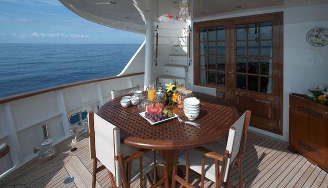 Benetti Navetta 82 Charter Yacht - 4