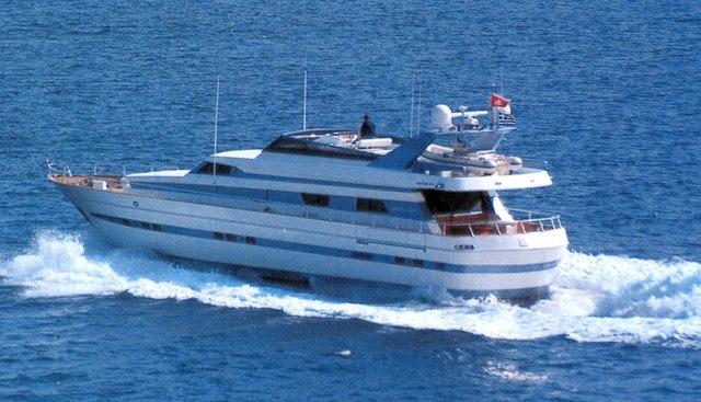 Vagabondo Charter Yacht