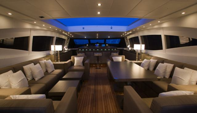 Crazy Too Charter Yacht - 3