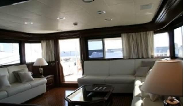 Ferretti Custom Line 97' Charter Yacht - 2