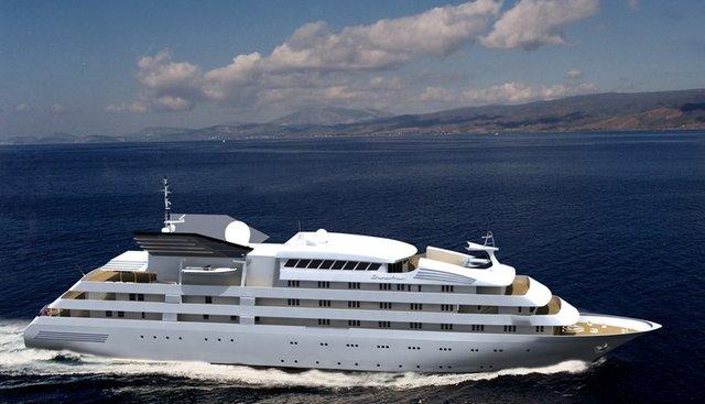 Dubawi Charter Yacht - 3