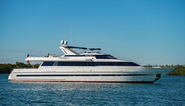 Platinum Princess Charter Yacht