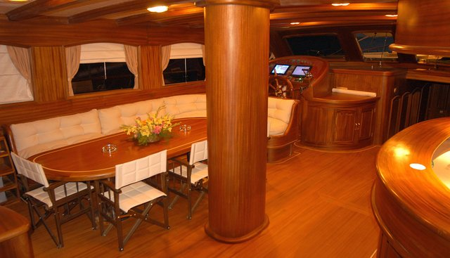 Queen Of Karia Charter Yacht - 7