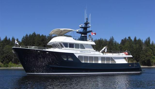 Guru Charter Yacht