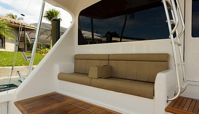 Nina Marie Charter Yacht - 5