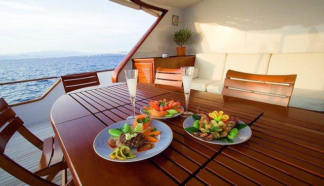 Sylviana Charter Yacht - 5