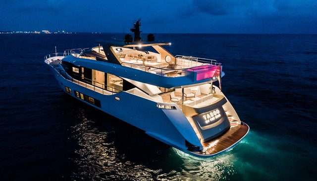 Taboo of the Seas Charter Yacht - 5