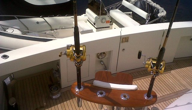 A' Salute Charter Yacht - 5