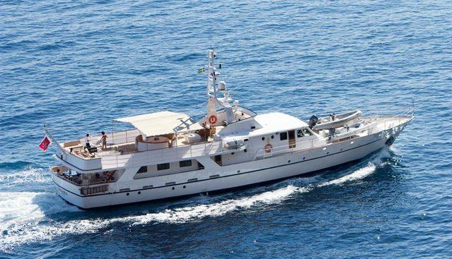 Shaha Charter Yacht