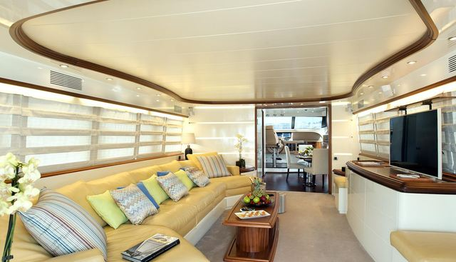 Cento by Excalibur Charter Yacht - 7