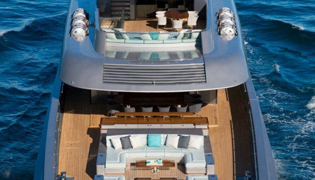Silver Fast Charter Yacht - 4