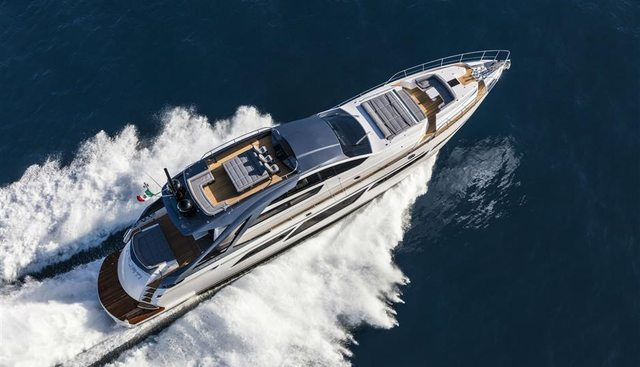The Wolf Charter Yacht - 2