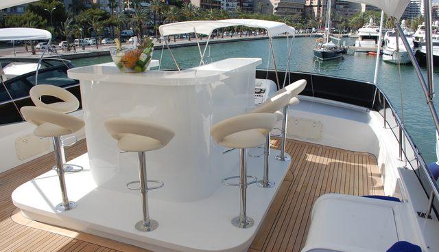 Lady Tatiana Charter Yacht - 4