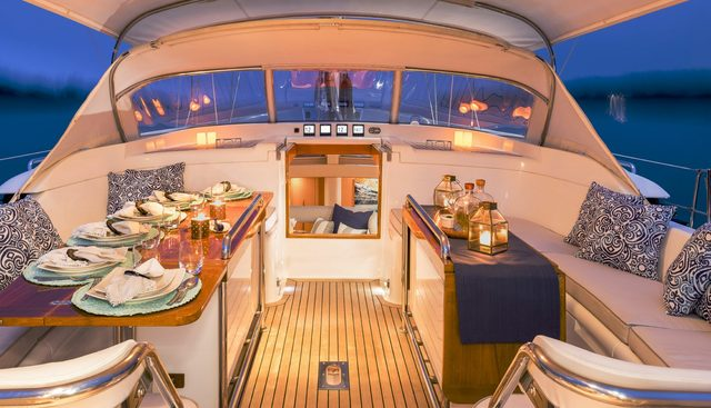 Ravenclaw Charter Yacht - 2
