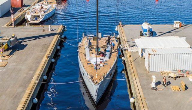 Haromi Charter Yacht
