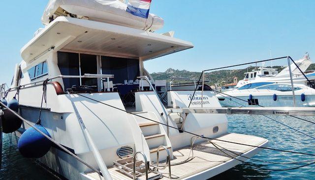 Blumar Charter Yacht - 2