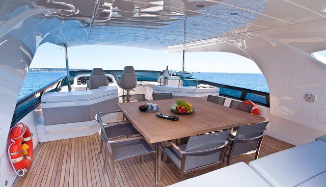Aubrey Charter Yacht - 3