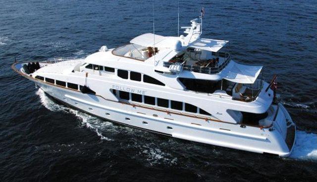 Heaven Can Wait Charter Yacht - 2