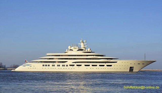 Dilbar Charter Yacht