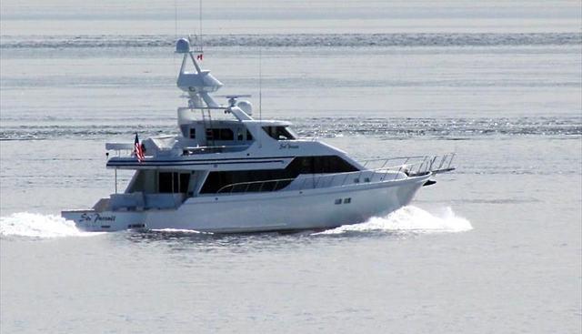 Sea Patron Charter Yacht - 2