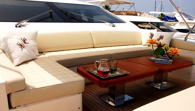 Chomy Charter Yacht - 4