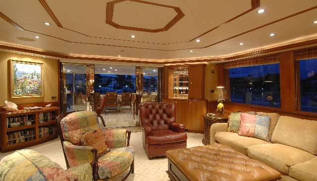 Checked Out Charter Yacht - 5