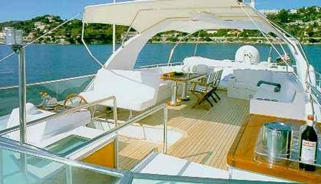 White Secret Charter Yacht - 2