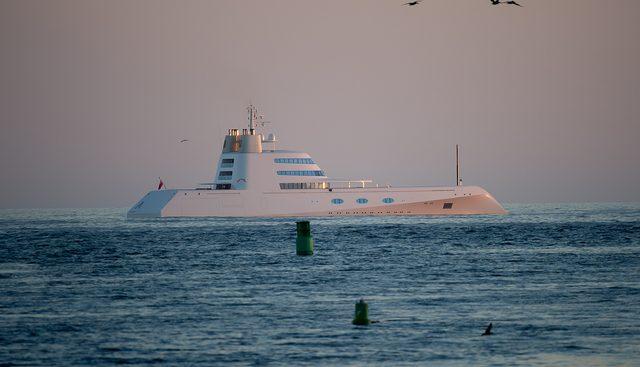 A Charter Yacht - 7