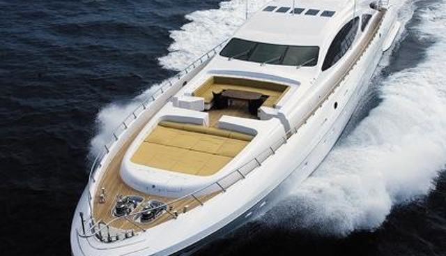 Force India Charter Yacht - 2