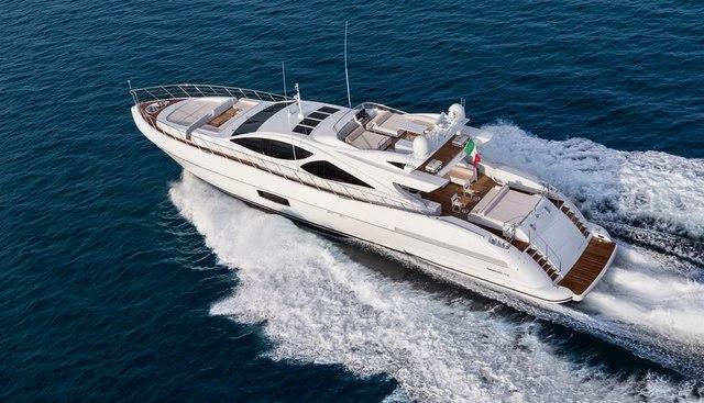 Axtana Charter Yacht