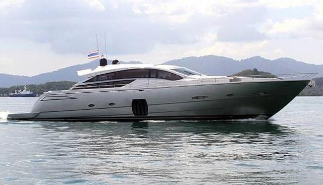 Karma Charter Yacht