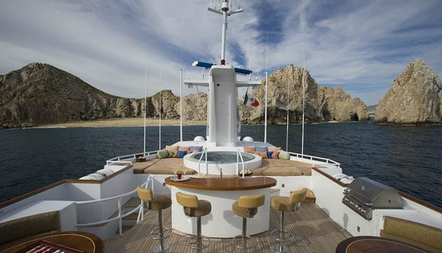 El Duende Charter Yacht - 2