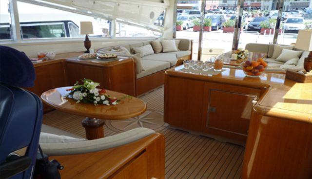Svea Charter Yacht - 5