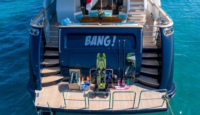 Bang Charter Yacht - 5