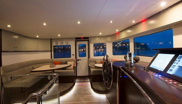 Sultana Charter Yacht - 7