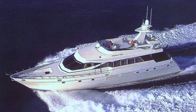 Jolina Charter Yacht - 2