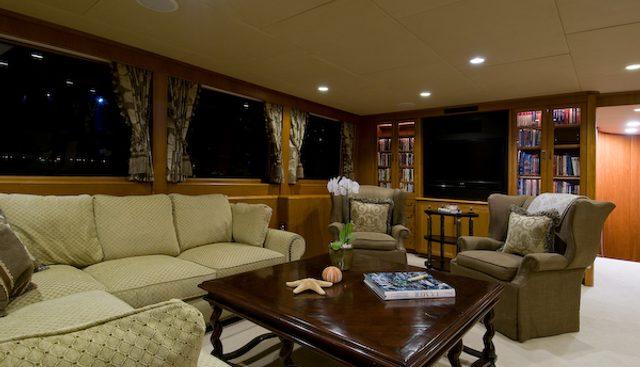 Sea Falcon II Charter Yacht - 7