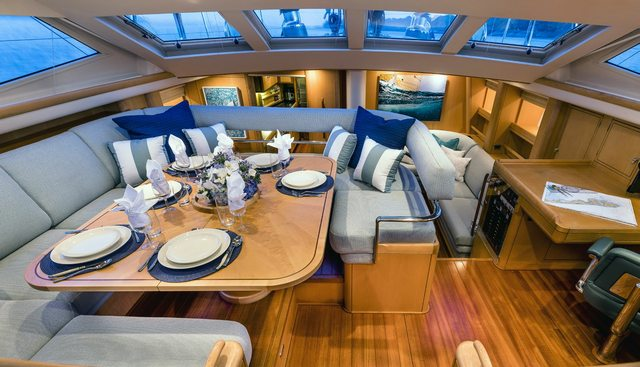 Ravenclaw Charter Yacht - 4