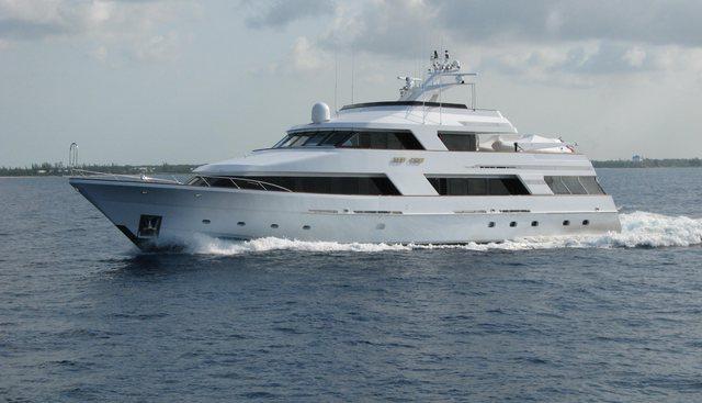 Big Chief Charter Yacht