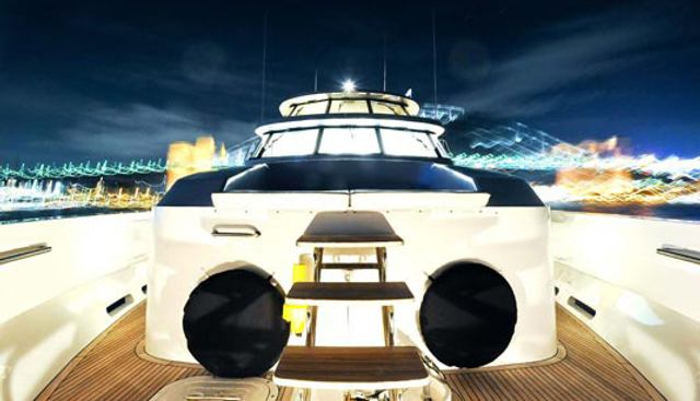 AQA Charter Yacht - 2