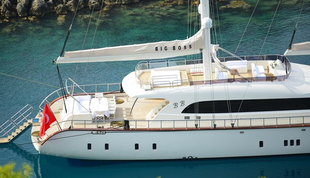Big Boss Charter Yacht - 3