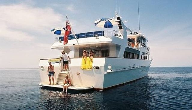 Mustique Charter Yacht - 5