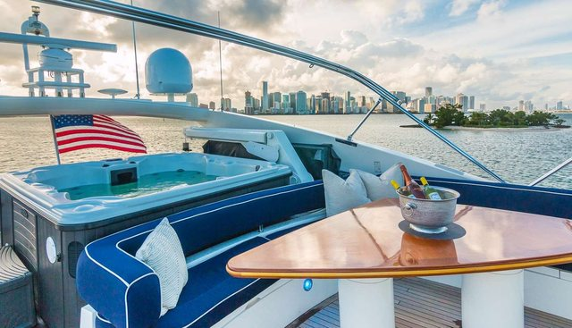 Top Gun Charter Yacht - 4