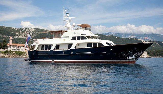 Jumbo Charter Yacht - 2