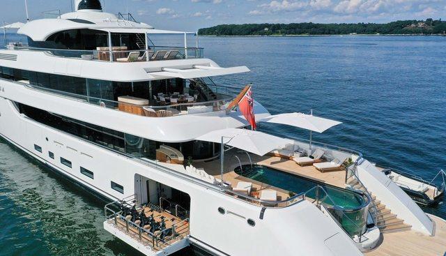 Lunasea Charter Yacht - 5