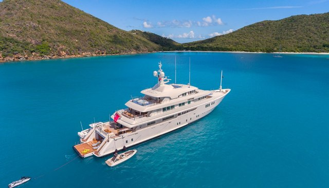 Party Girl Charter Yacht