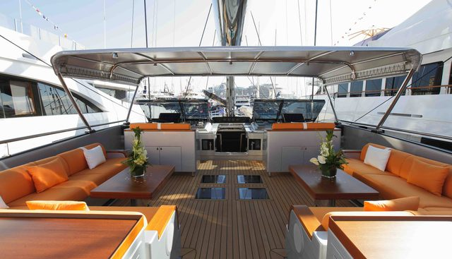 Perseus^3 Charter Yacht - 3
