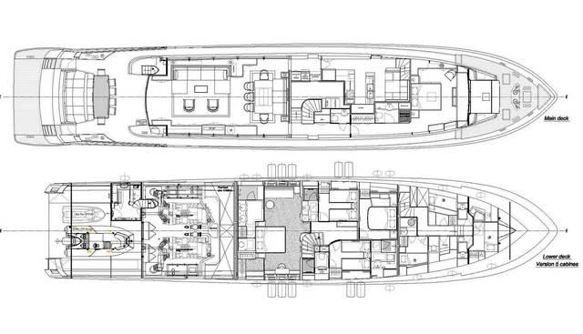 Mayama 37m Charter Yacht - 8