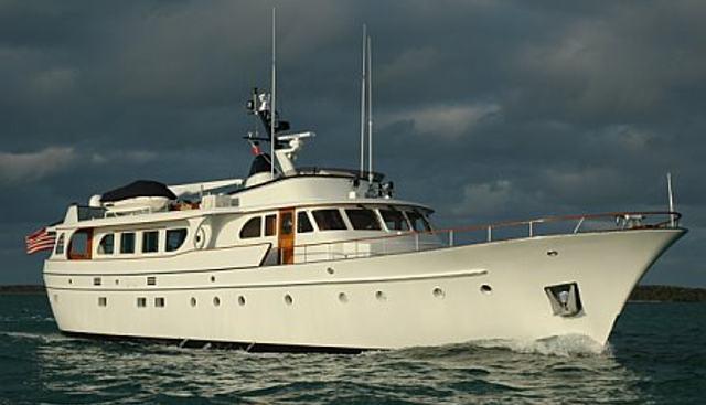 Sea Czar Charter Yacht - 2