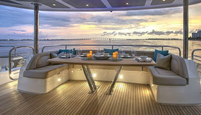 Perseverance 3 Charter Yacht - 4